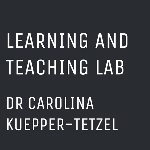 Learning & Teaching Lab Retina Logo